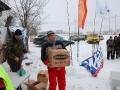 Фотоотчет с ЧЗО по ловле рыбы на мормышку