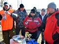 Фотоотчет с Фестиваля ЗРК по ловле рыбы на мормышку