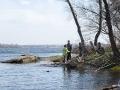 Фотоотчет с экологической акции Чистый берег