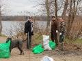 Фотоотчет с экологической акции «Зробимо Україну чистою!»