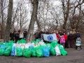 Фотоотчет с экологической акции Зробимо Україну чистою!