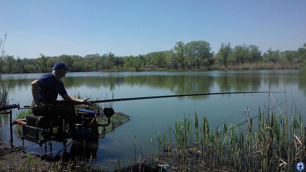 рыбалка запорожье лагуна