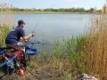 Фотоотчет с ЧЗО по ловле рыбы фидером