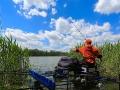 Фотоотчет с Весеннего Кубка ЗРК по ловле рыбы фидером и поплавочной удочкой