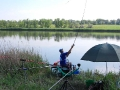 Фотоотчет с фестиваля по ловле рыбы фидером и поплавочной удочкой ЗРК Megamix
