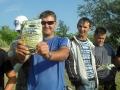 Фотоотчет с Фестиваля по ловле рыбы фидером ЗРК Megamix 2011