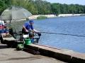 Фотоотчет с ЧЗиДО по ловле рыбы поплавочной удочкой