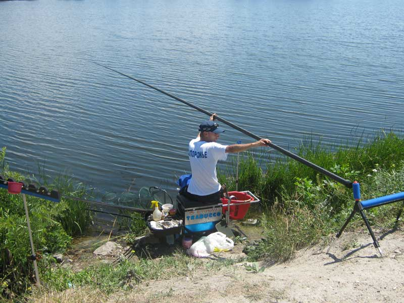 штекер для рыбной ловли