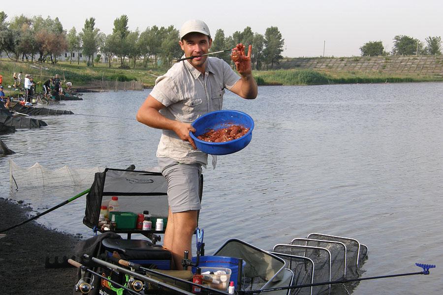 клуб рыболовов киев