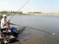 Фотоотчет с отборочных соревнований по поплавочной ловле Рыболовные Игры Флагман в Запорожье