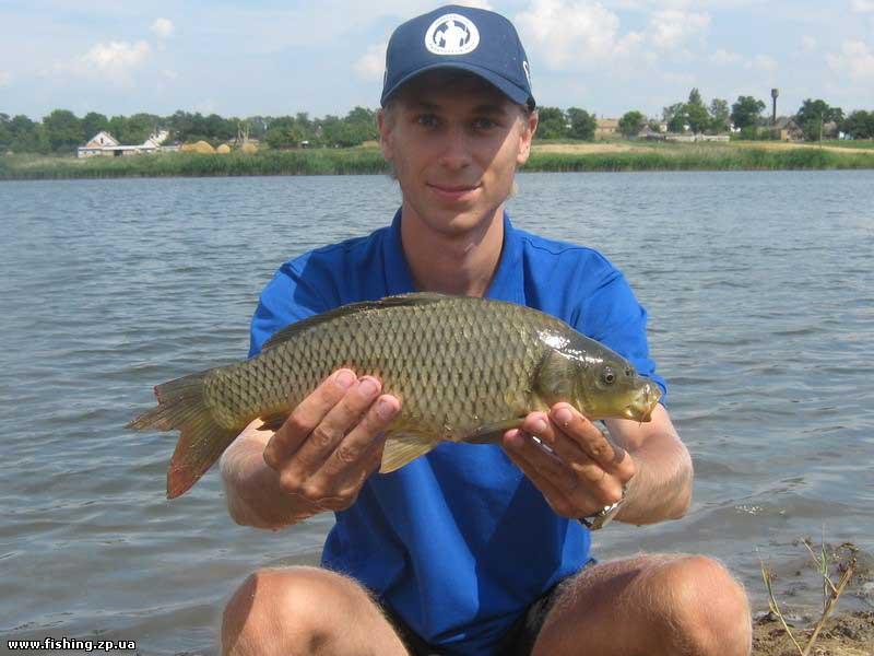 рыбалка на водоемах днепропетровской области