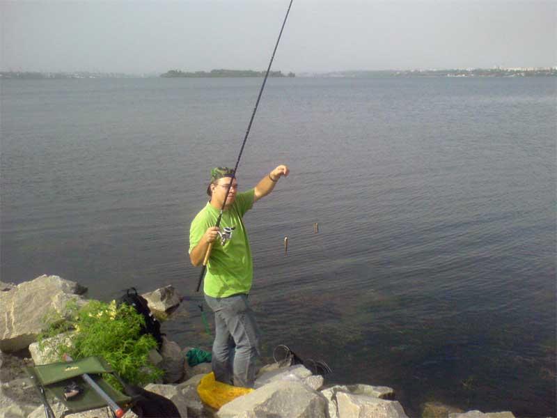 Клев рыбы в запорожье на неделю