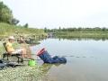 Фотоотчет с отборочных соревнований по фидеру Рыболовные Игры Флагман в Запорожье