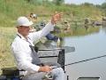 Фотоотчет с отборочных соревнований по фидеру «Рыболовные Игры Флагман» в Запорожье