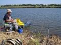 Фотоотчет с КУ по ловле рыбы фидером