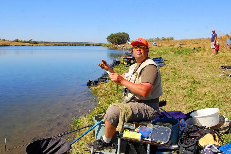 рыбалка на ставках в запорожской области