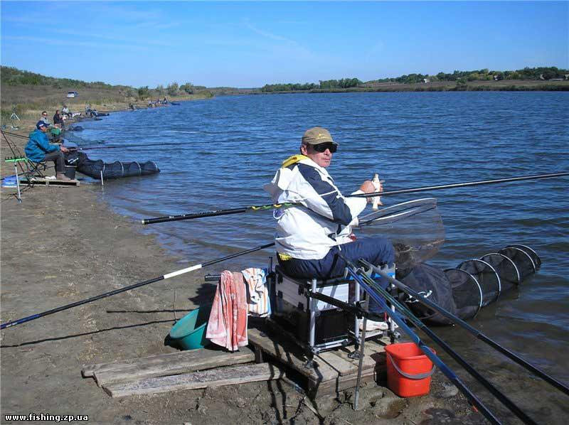 рыбалка около воскресенска