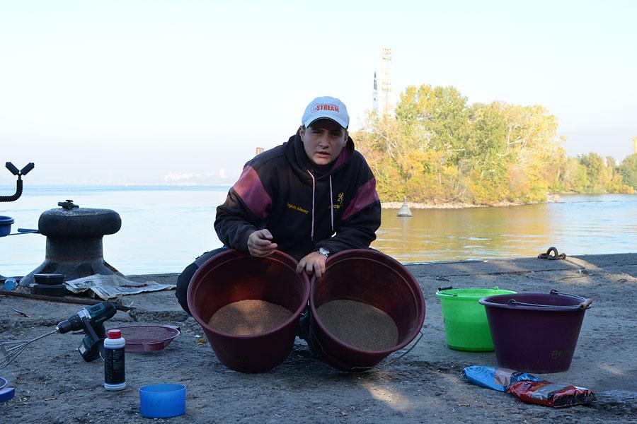 запорожец ловля рыбы