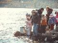 Инициативу Спасем Днепр Вместе поддержали участники фестиваля Рыболовные каникулы 2014