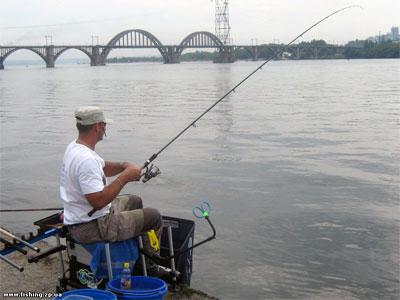 днепропетровск ловля рыбы