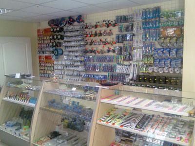 рыболовный магазин иваново клевое место каталог
