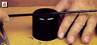 чашки для штекерных удилищ