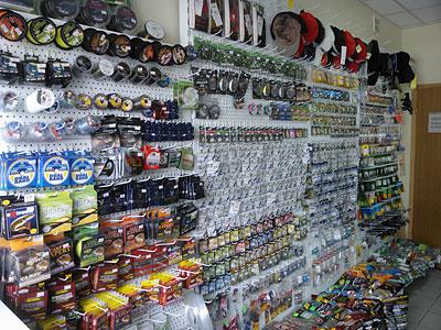интернет магазины рыболовных товаров в рязани