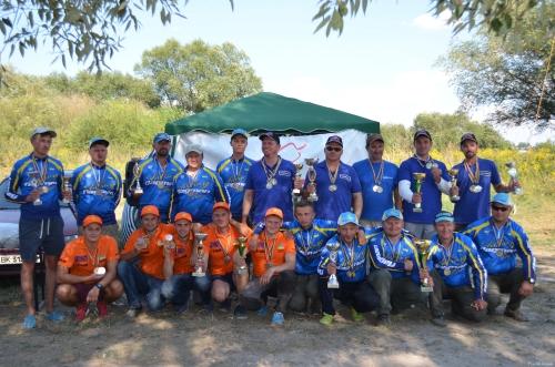 рыболовы спортсмены украины